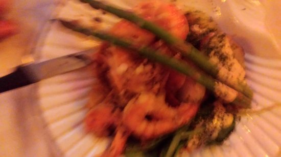 LaBinnah Bistro: Garlic Shrimp