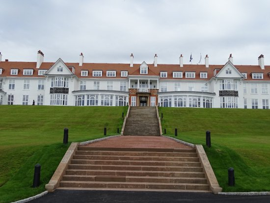 Dailly, UK: Turnberry Hotel