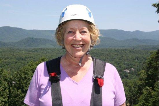 Basye, VA: waiting at top of mountain