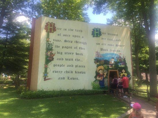 idlewild and soakzone storybook forest