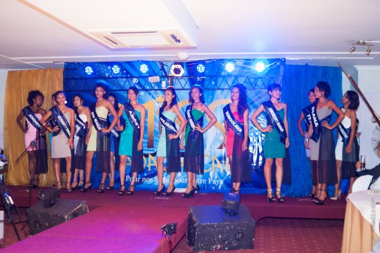 Hotel Colbert: Miss Madagascar 2016 exclusive coverage