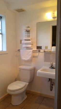 Marco Polo Motel : Banheiro