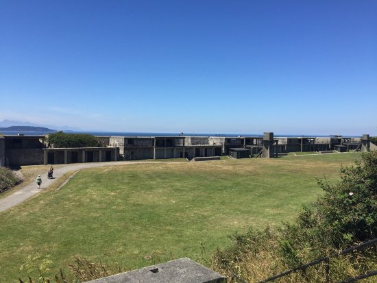 Coupeville, WA: Fort Casey State Park