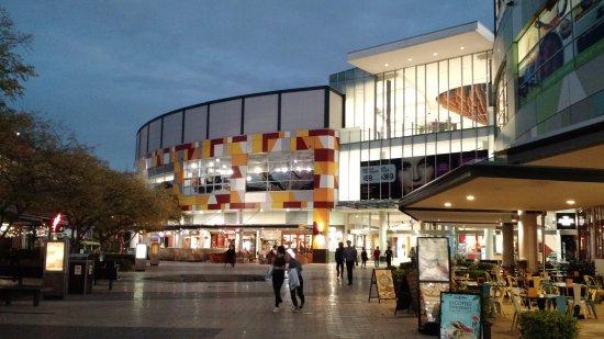 Campbelltown, Australië: Macarthur Square