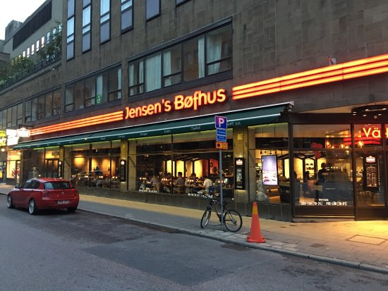 restaurang jensens bøfhus stockholm