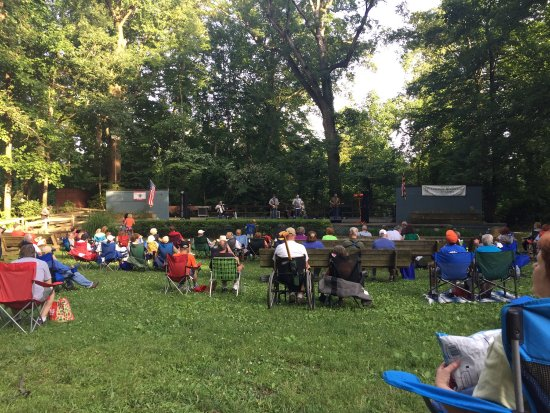 Catonsville, MD: Bluegrass music at its best. And Free!