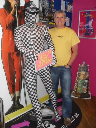 The Coventry Music Museum: One step beyond normal two tone!!
