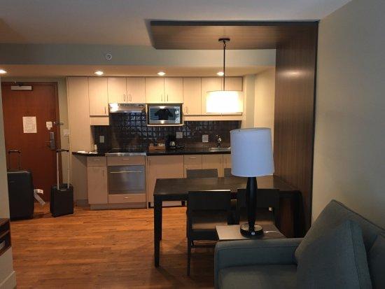 West Coast Suites at UBC: Bellissima camera