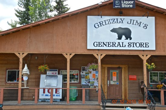 Grizzly Jim's General Store