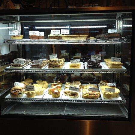 Waihi Beach, Νέα Ζηλανδία: Cabinet food