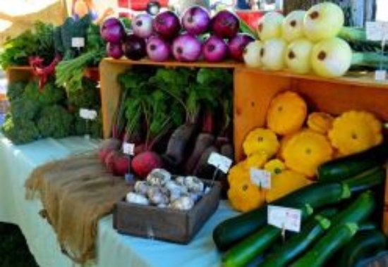 Jacksonville, Oregón: Wonderful fresh produce