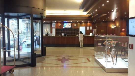 Fh Grand Hotel Palatino Lobby Of The
