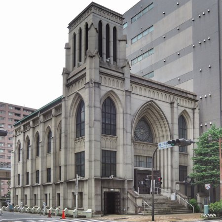 ‪Yokohama Shiloh Church‬