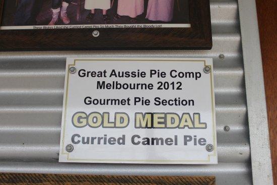 Birdsville, Australia: must try one