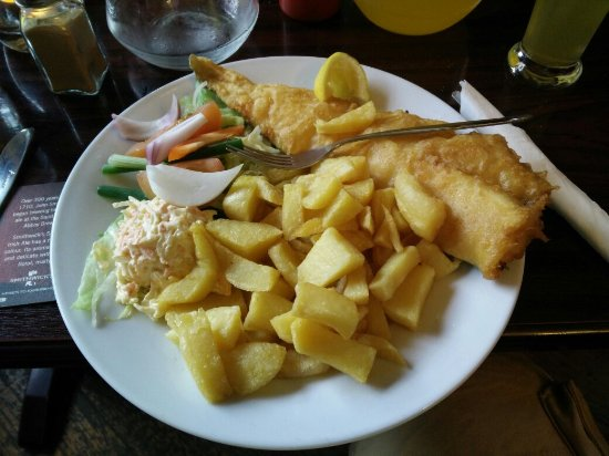 Killala, Irland: Amazing Fresh fish
