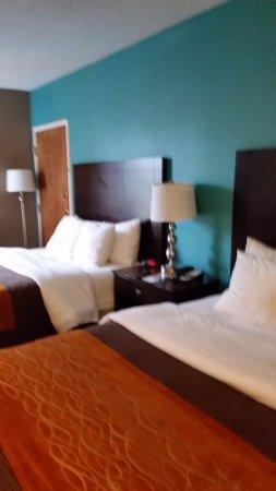 Comfort Inn: Quarto