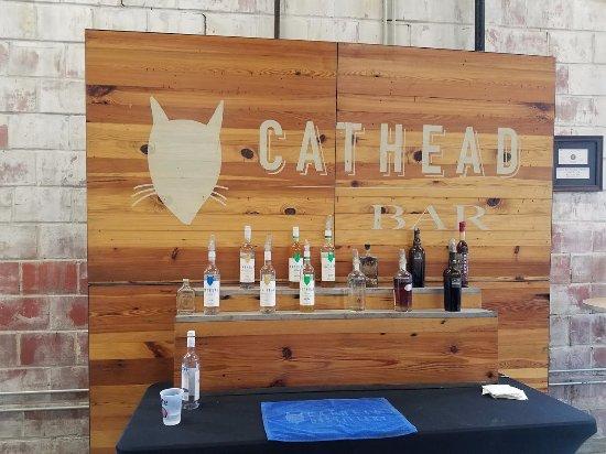 Jackson, MS: Cathead Distillery