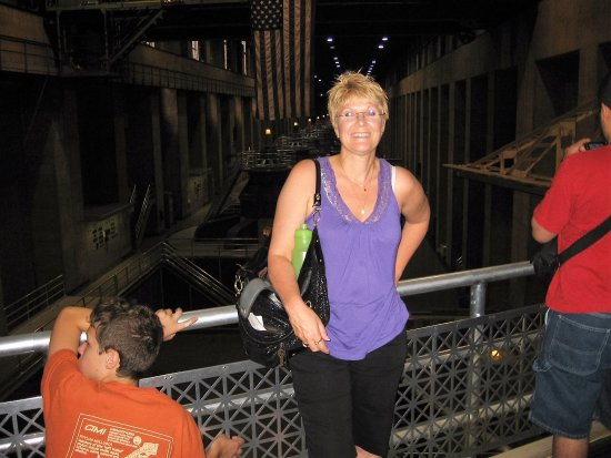 Hoover Dam: Deep inside the dam