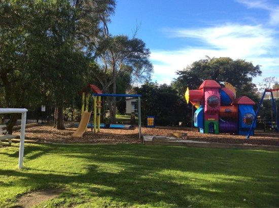 Yarram Holiday Park: Yarram Rosebank Tourist Park