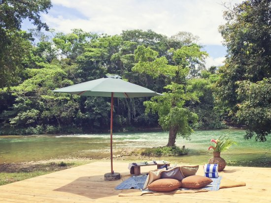 Ka'ana Resort: Enjoy a picnic by the river