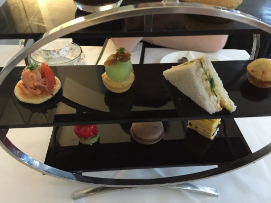 Greater Wellington, Nowa Zelandia: Very enjoyable high tea... Very creative food and good tea is served. The environment is good.