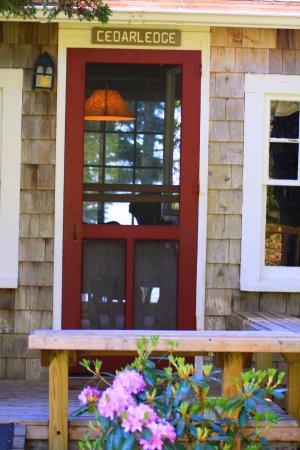 Tremont, ME: Cedarledge Cottage at Seaside