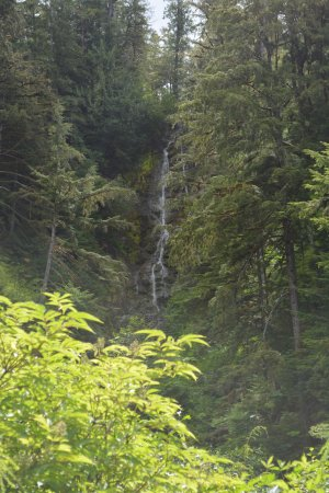 Adventure Kart Expedition: Glacier fed waterfall (second stop)