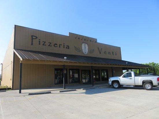 Vonore, Теннесси: Exterior - Pizzeria Venti