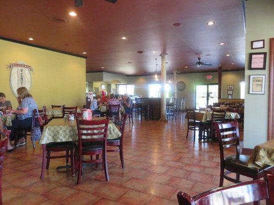 Vonore, TN: Interior - Pizzeria Venti