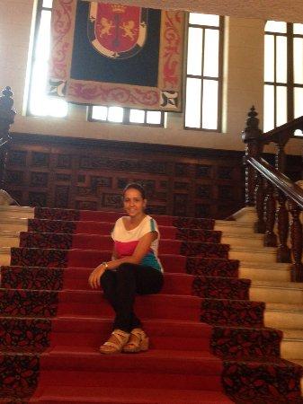 Zona Colonial: Palacio Consistorial, lugar donde funcionaba el primer ayuntamiento de Santo Domingo.