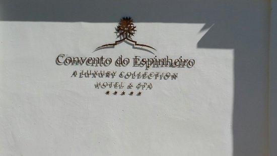 Convento do Espinheiro, A Luxury Collection Hotel & Spa: 20160611_102224_large.jpg