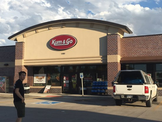 Brighton, CO: Kum & Go