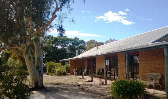 Pomonal, Australië: Cottage 7