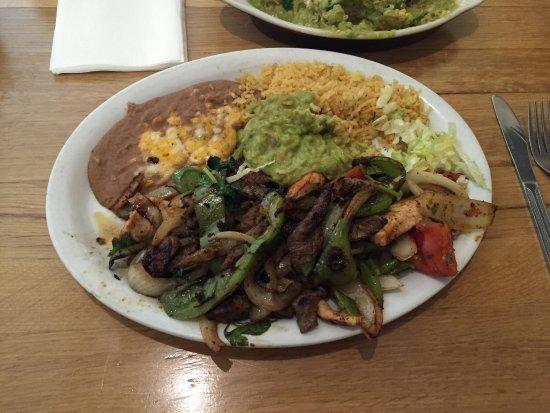 El Cid Mexican Cuisine: El Cid Mexican food in Oakhurst, CA