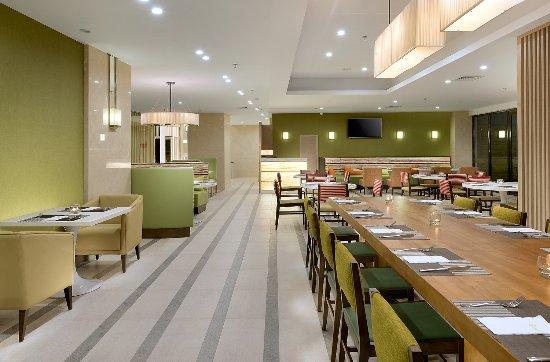 Park City Hotel - Xiamen China : Restaurant