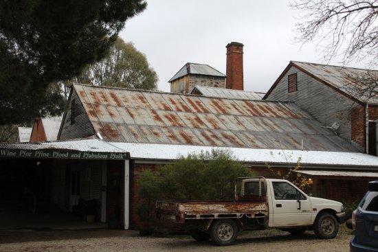 Wahgunyah, Austrália: Rustic Setting