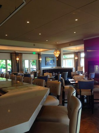 York Harbor, Μέιν: New dining room June 2016