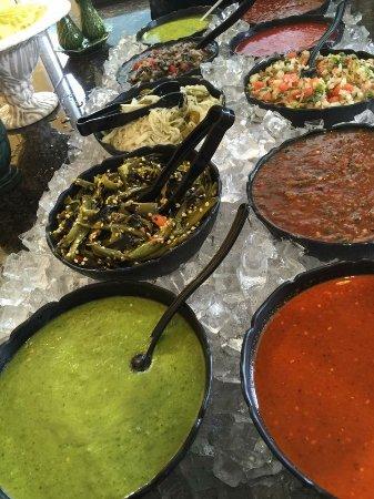 Simpsonville, Caroline du Sud : Our salsas