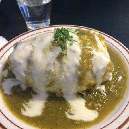Simpsonville, Caroline du Sud : Salsa verde
