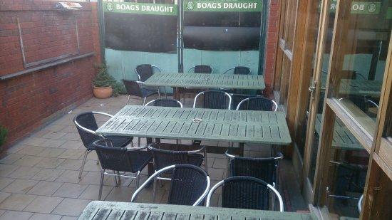 The Corkman Irish Bar