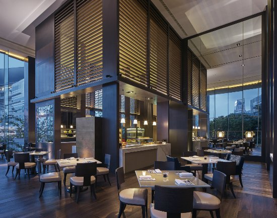 Grand Cafe (Grand Hyatt Hong Kong) - Wan Chai / Causeway