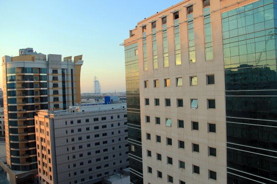 City Stay Prime Hotel Apartment Rooftop View