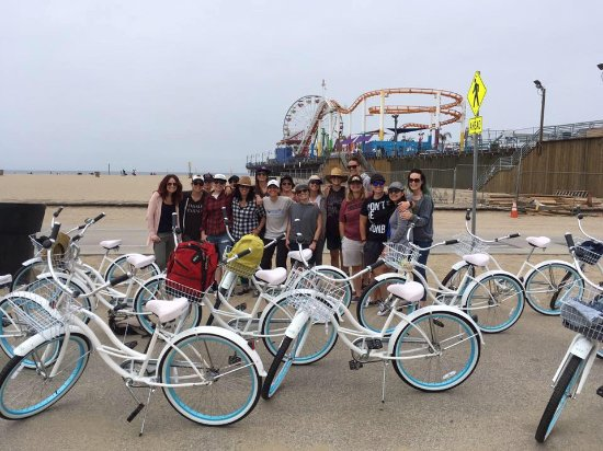 ‪Joy Ride Santa Monica Tours‬
