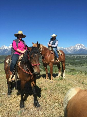 Lost Creek Ranch & Spa: Left this am and now planning to bring pur family back!