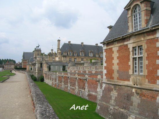 Chateau d'Anet: Anet
