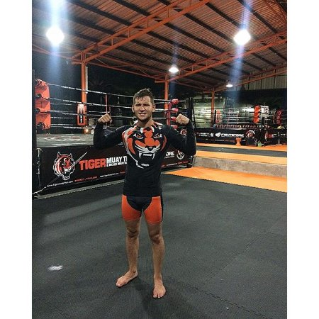 Tiger Muay Thai - Day Classes: Myau thai zone. Evening