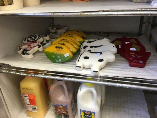Abbotsford, Wisconsin: Hawkeye Dairy