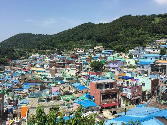 Gamcheon Culture Village