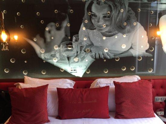 hotel les bulles de paris 4 tripadvisor. Black Bedroom Furniture Sets. Home Design Ideas