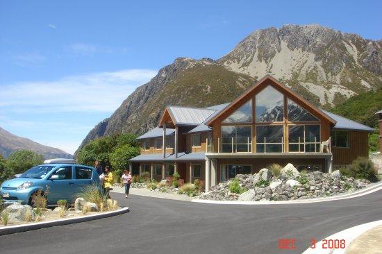 Aoraki Mount Cook Alpine Lodge: Aoraki Mt Cook Alpine Lodge